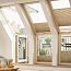 fenetre toit stores plisses