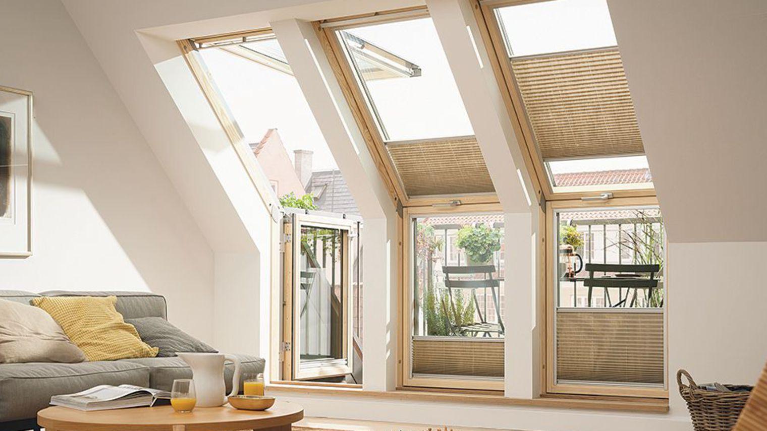 Les fen tres de toit pour agrandir les combles - Pose fenetre de toit sans autorisation ...